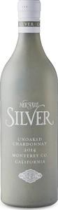 Mer Soleil Silver Unoaked Chardonnay 2015 Bottle
