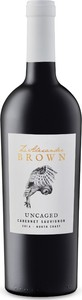 Z. Alexander Brown Uncaged Cabernet Sauvignon 2015, North Coast Bottle