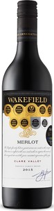 Wakefield Merlot 2016, Clare Valley, South Australia Bottle