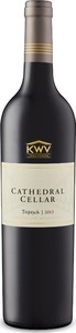 Cathedral Cellar Triptych 2014, Wo Western Cape Bottle