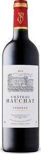 Château Hauchat 2015, Ac Fronsac Bottle