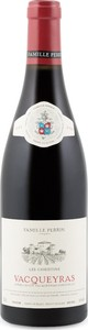 Famille Perrin Les Christins Vacqueyras 2014, Ac Bottle