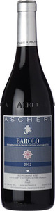 Ascheri Barolo 2012, Docg Bottle