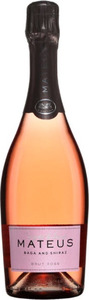 Mateus Sparkling Brut Rosé Bottle