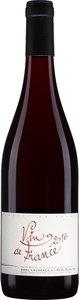 Laurence Et Rémi Dufaitre Vin De France Nouveau 2017 Bottle