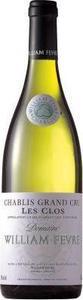 Domaine William Fèvre Chablis Les Clos Grand Cru 2015 Bottle