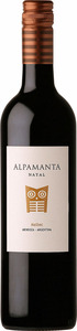 Alpamanta Natal Malbec 2015 Bottle