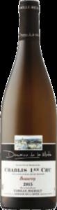 Domaine De La Motte Beauroy Chablis 1er Cru 2015, Ac Bottle
