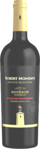 Robert Mondavi Private Selection Bourbon Barrel Aged Cabernet Sauvignon 2016, Monterey County Bottle