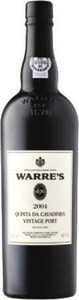 Warre's Quinta Da Cavadinha Vintage Port 2004, Bottled 2003, Doc Bottle