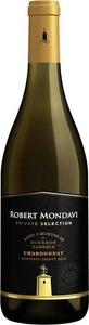 Robert Mondavi Private Selection Bourbon Barrel Aged Chardonnay 2016, Monterey County Bottle