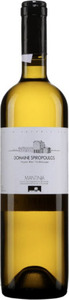 Domaine Spiropoulos Mantinia 2016, Pdo Mantinia Bottle