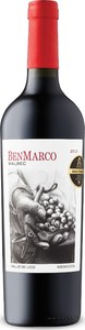 Benmarco Malbec 2014, Unfined And Unfiltered, Uco Valley, Mendoza Bottle