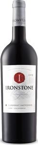 Ironstone Cabernet Sauvignon 2016, Lodi Bottle