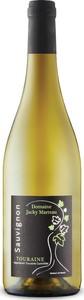 Domaine Jacky Marteau Sauvignon Touraine 2016, Ac Bottle