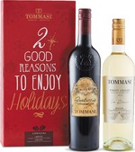 Tommasi Graticcio & Pinot Grigio Gift Pack Bottle