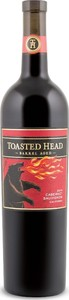 Toasted Head Cabernet Sauvignon 2015, Barrel Aged, North Coast Bottle