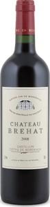 Château Bréhat 2012, Ac Côtes De Castillon Bottle