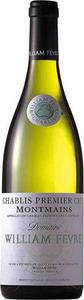 William Fèvre Chablis Montmains Premier Cru 2015 Bottle