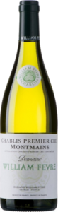 William Fèvre Chablis Montmains Premier Cru 2013 Bottle
