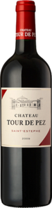 Château Tour De Pez 2008, Ac Saint Estèphe Bottle