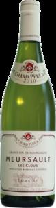 Domaine Bouchard Père & Fils Les Clous Meursault 2014, Ac Bottle