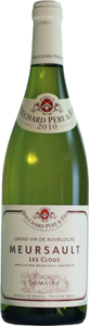 Domaine Bouchard Père & Fils Les Clous Meursault 2015, Ac Bottle