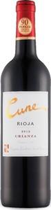 Cune Crianza 2013, Doca Rioja Bottle