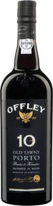 Offley Baron De Forrester 10 Years Old Tawny Port, Doc Douro Bottle