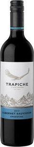 Trapiche Cabernet Sauvignon 2017, Mendoza Bottle