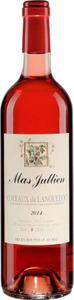 Mas Jullien Rosé 2016, Coteaux Du Languedoc Bottle