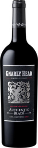 Gnarly Head Authentic Black 2014, Lodi Bottle