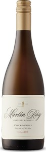 Martin Ray Chardonnay 2016, Sonoma County Bottle