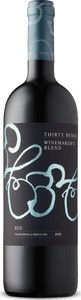 Thirty Bench Winemaker's Blend Red 2015, VQA Beamsville Bench, Niagara Escarpment Bottle