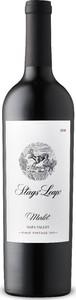 Stags' Leap Winery Merlot 2014, Napa Valley Bottle