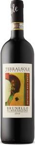 Terralsole Vigna Pian Bossolino Brunello Di Montalcino 2010, Docg Bottle