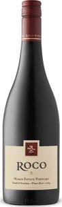 Roco Marsh Estate Pinot Noir 2014, Yamhill Carlton District, Willamette Valley Bottle