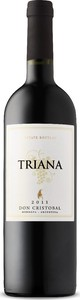 Don Cristobal Triana 2011 Bottle