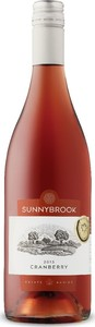 Sunnybrook Estate Series Cranberry 2015, Product Of Canada Bottle
