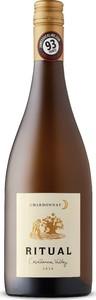 Ritual Chardonnay 2016, Casablanca Valley Bottle