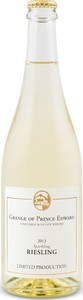 Grange Of Prince Edward Sparkling Riesling Limited Edition Release 2014 Bottle