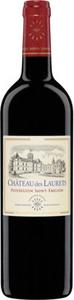 Château Des Laurets 2013, Puisseguin Saint émilion Bottle