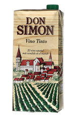 Don Simon Vino Tinto Bottle
