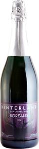 Hinterland Borealis Method Charmat Rosé 2015, VQA Ontario Bottle