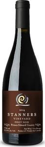 Stanners Pinot Noir 2015, VQA Prince Edward County Bottle