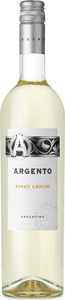 Argento Pinot Grigio 2015, Mendoza Bottle