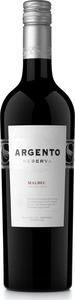 Argento Reserva Malbec 2014 Bottle