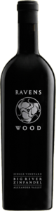 Ravenswood Big River Single Vineyard Zinfandel 2014, Alexander Valley, Sonoma County Bottle