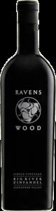 Ravenswood Big River Single Vineyard Zinfandel 2014, Alexander Valley, Sonoma County Bottle