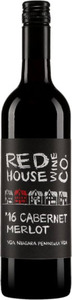 Red House Wine Co Cabernet Merlot 2016, VQA Niagara Peninsula Bottle